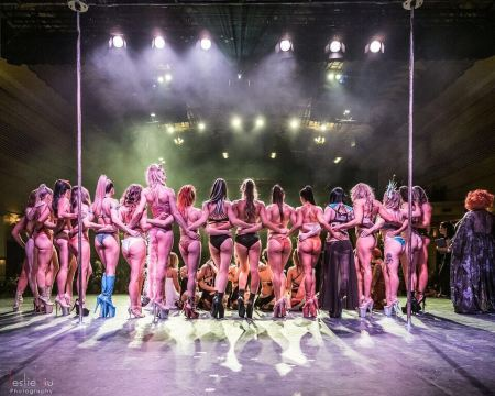 MISS POLE DANCE AUSTRALIA LeslieLiuphoto